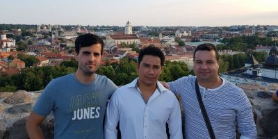 A Global Company In Estonia: QuantGemFx's Story